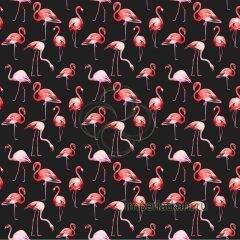 13283-2 фламинго детский поплин 150см