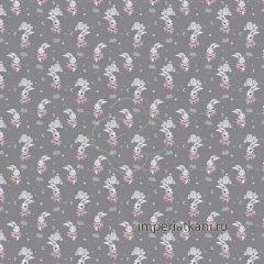 Ткань поплин «Зайчики»