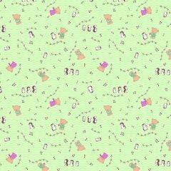 21168-5 ситец 95 детский