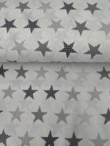 Детская ткань из бязи «Звезды Пэчворк» 2179