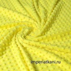 Минки желтый