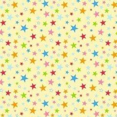 Фланель детская 5396-4 ом звездочки