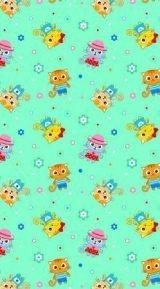 5431-3 фланель детская
