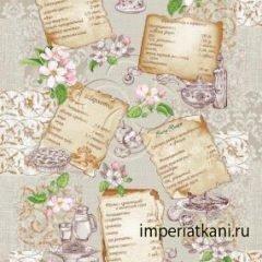 5486-1 Рецепты вафельная ткань