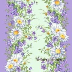 5519-1 Колокольчики вафельная ткань