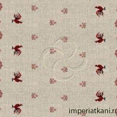 Ткань для скатертей «рис 9471-4»