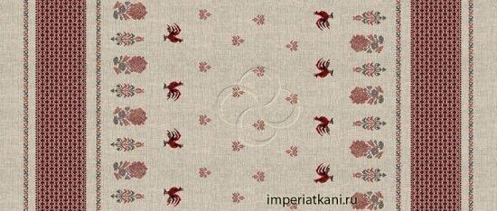 9471-4 ткань для скатертей