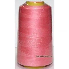 Нитки розовые 40-2