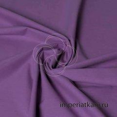 Ткань поплин Черничный мусс 220 см