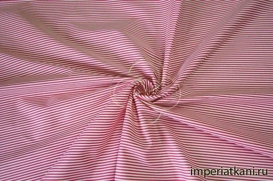 Детская ткань из бязи «Полоска»