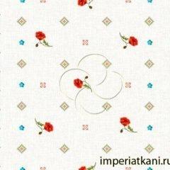 Ткань для скатертей «рис 18714-1»