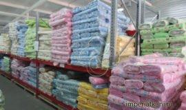 Ткани для постельного белья на складе